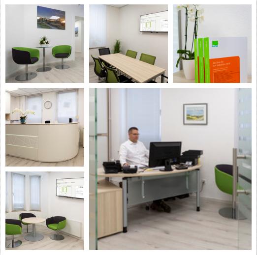 Ahn & Birken - Büroräume